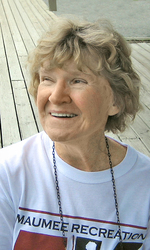 "Meridith ""Sue""  Potts (Schnell)"